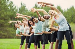 ラジオ体操で全身楽痩せダイエット!!ラジオ体操は全身の400種類以上の筋肉を刺激する究極の全身運動だった!!