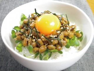 納豆を毎日食べて健康に!!納豆ご飯の超激うまアレンジ!