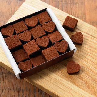豆腐で作る生チョコ
