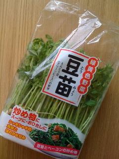 コスパ最強野菜!「豆苗」の実力が侮れない!