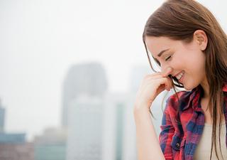 よく笑う人は美しいのだ。