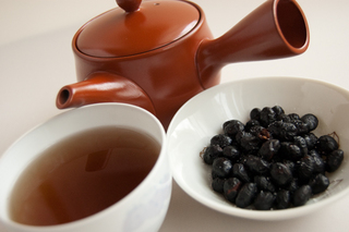 最近話題の黒豆茶