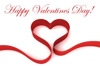 バレンタインチョコにはメッセージを添えよう!
