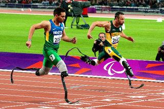 【Yes  I can  !!】パラリンピック選手からのメッセージ